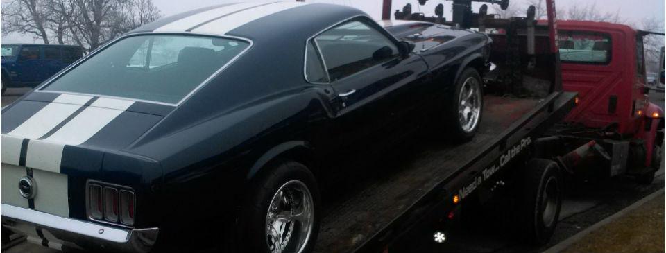 Mustang Fastback Slider