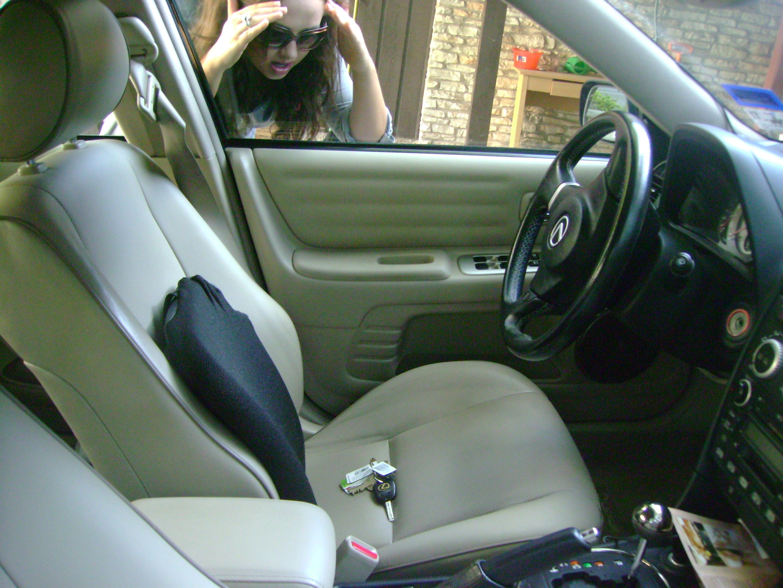 Что делать заблокировался руль на машине