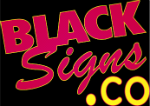 Black Signs